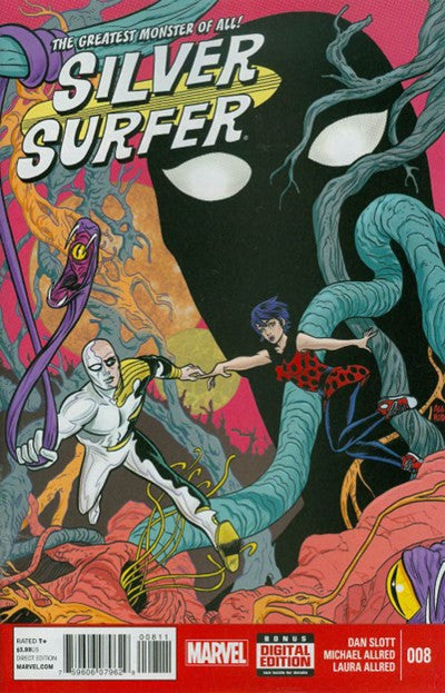 SILVER SURFER #8 VOLUME 7