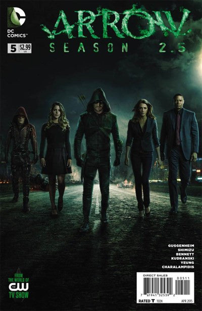 ARROW SEASON 2.5 #5