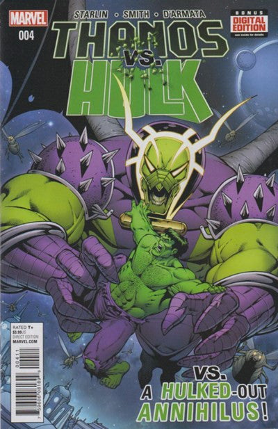 HULK VS. THANOS #4