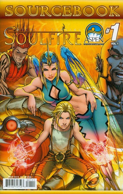 SOULFIRE SOURCEBOOK, MICHAEL TURNER'S #1