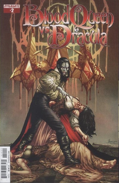 BLOOD QUEEN VS. DRACULA #2