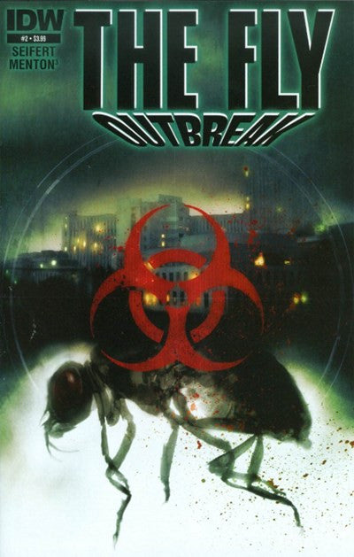 FLY, THE: OUTBREAK #2