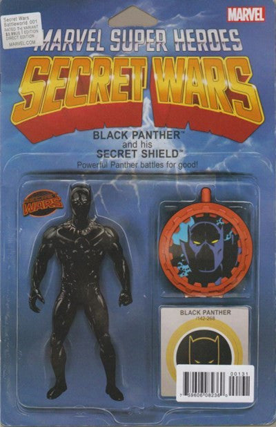 SECRET WARS: BATTLEWORLD #1 ACTION FIGURE VARIANT