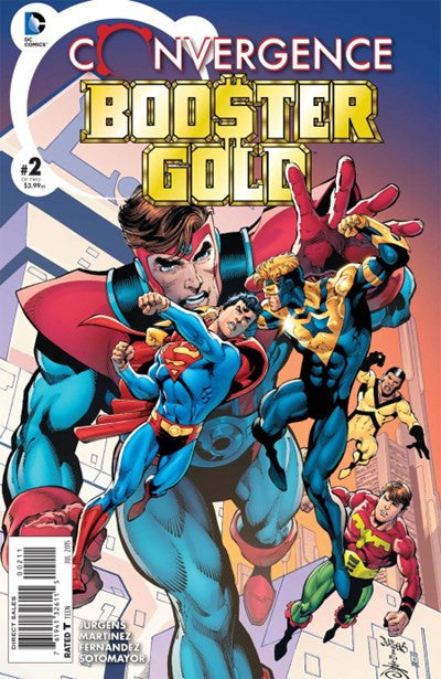 CONVERGENCE BOOSTER GOLD #2