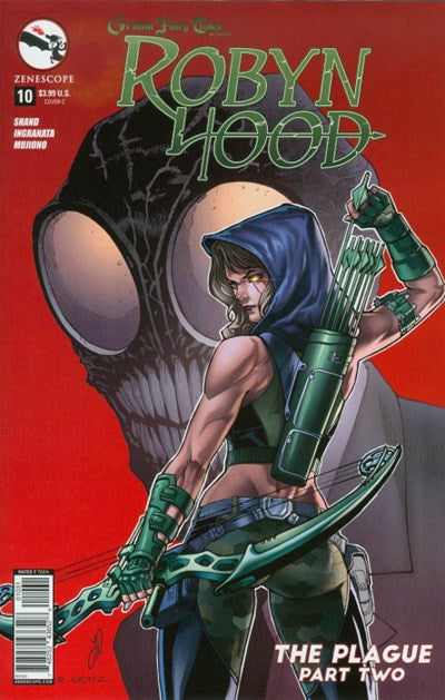 GRIMM FAIRY TALES PRESENTS ROBYN HOOD #10 VARIANT