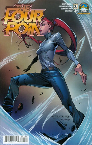 THE FOUR POINTS #3 VARIANT