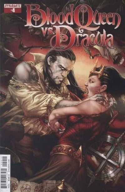 BLOOD QUEEN VS. DRACULA #4