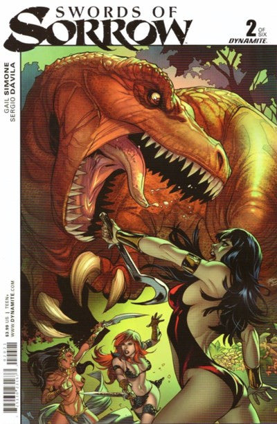 SWORDS OF SORROW #2 VARIANT
