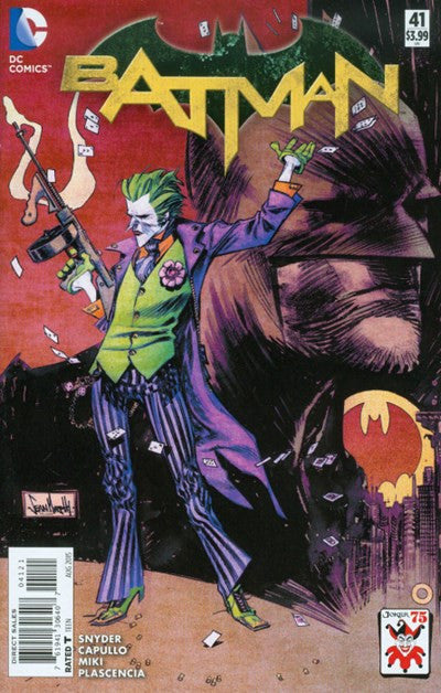 BATMAN #41 JOKER 75TH VARIANT