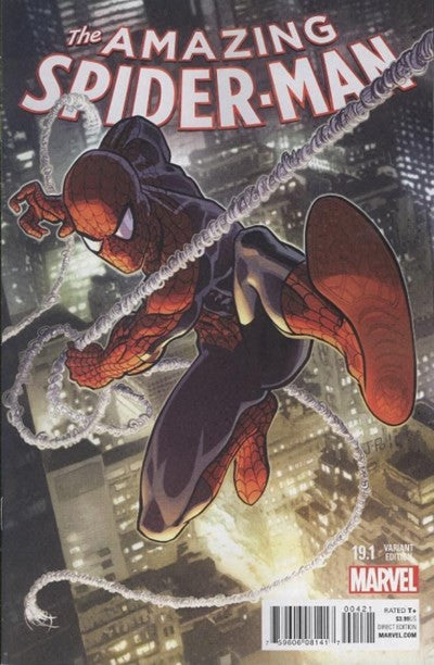 THE AMAZING SPIDER-MAN #19.1 VARIANT