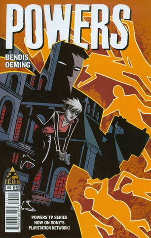 POWERS #4 VOLUME 4