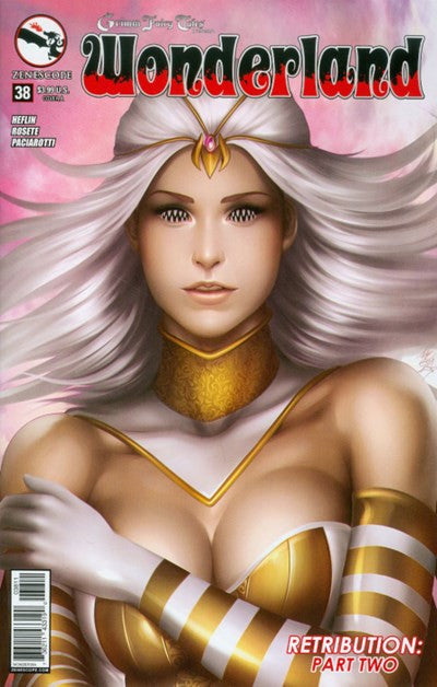 GRIMM FAIRY TALES PRESENTS WONDERLAND #38