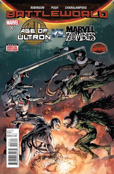 SECRET WARS: AGE OF ULTRON VS. MARVEL ZOMBIES #3