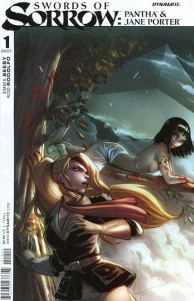 SWORDS OF SORROW: PANTHA & JANE PORTER SPECIAL #1
