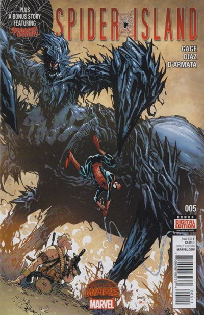 SECRET WARS: SPIDER ISLAND #5
