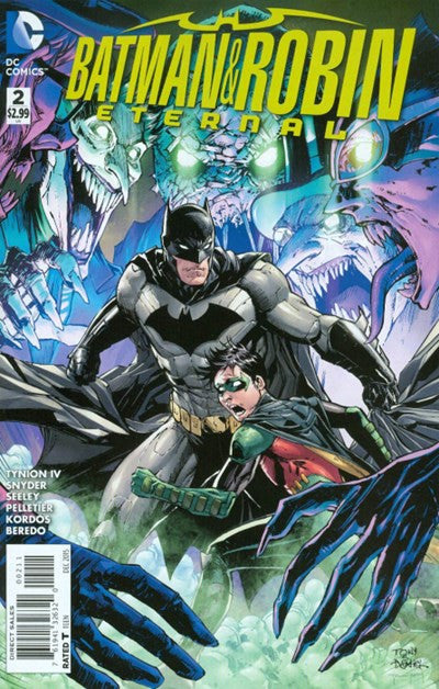 BATMAN & ROBIN ETERNAL #2