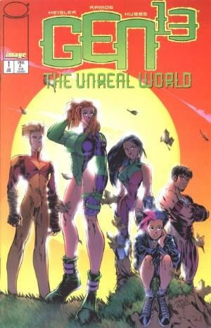 GEN 13: THE UNREAL WORLD #1 ONE-SHOT