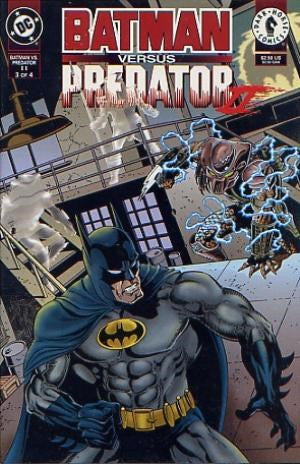 BATMAN VS PREDATOR II: BLOODMATCH #3