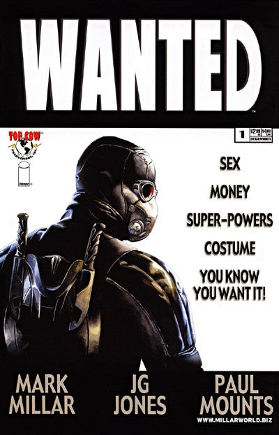 WANTED (2003) BUNDLE