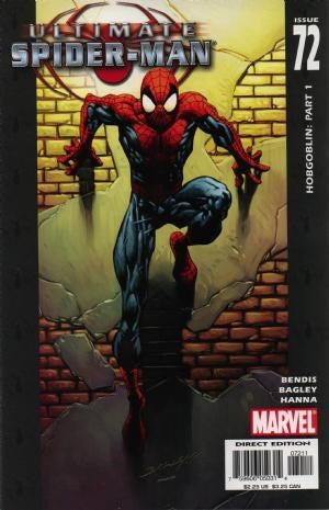 ULTIMATE SPIDER-MAN #72