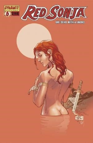 RED SONJA (2005) #6 'BREATHTAKING' VARIANT