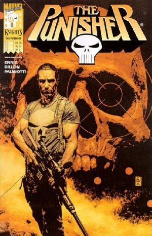 THE PUNISHER #1