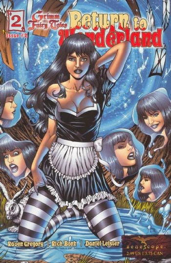 GRIMM FAIRY TALES: RETURN TO WONDERLAND #2