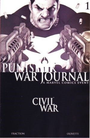 PUNISHER: WAR JOURNAL (2006 - 2009) #1 VARIANT