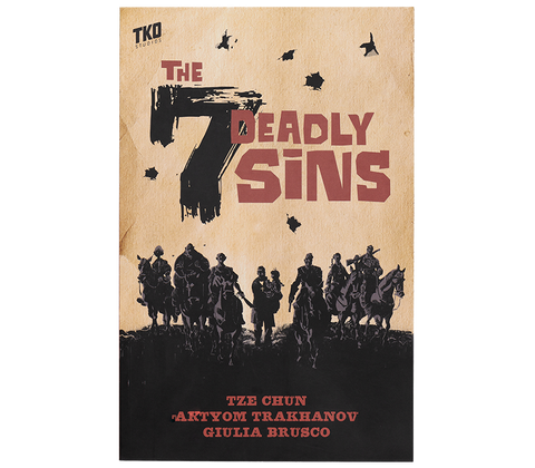 THE 7 DEADLY SINS VOL.1