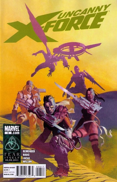 UNCANNY X-FORCE #6