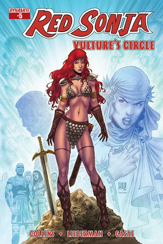 RED SONJA: VULTURE'S CIRCLE #5 VARIANT