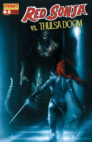 RED SONJA VS. THULSA DOOM (2005) #3