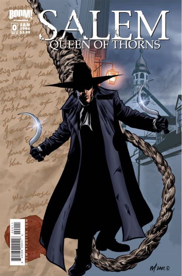 SALEM: QUEEN OF THORNS #0 (2011)