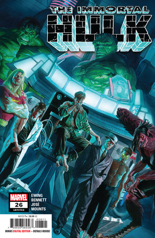 THE IMMORTAL HULK (2018) #26