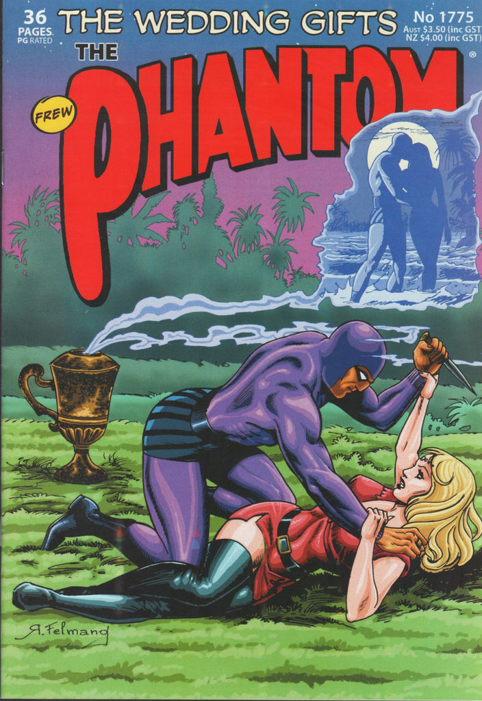 THE PHANTOM #1775