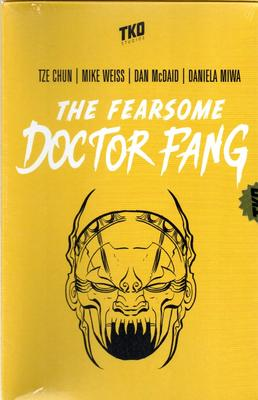 THE FEARSOME DOCTOR FANG #1-#6 BOXSET