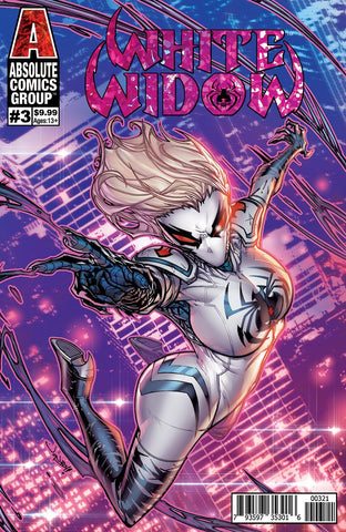 WHITE WIDOW (2019) #3 SWINGING HIGH VARIANT