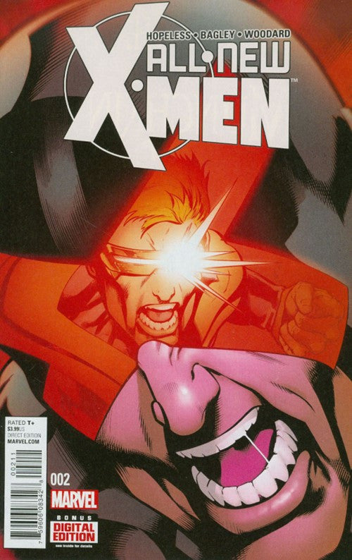 ALL-NEW X-MEN #2 VOLUME 2