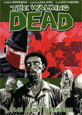 THE WALKING DEAD VOL. 5 - THE BEST DEFENSE