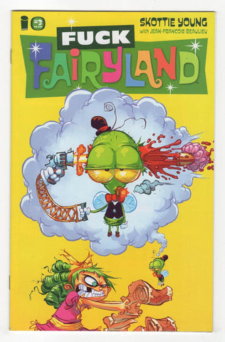 I HATE FAIRYLAND #3 VARIANT