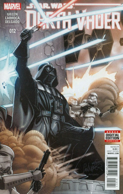 STAR WARS DARTH VADER #12