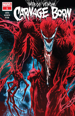 WEB OF VENOM: CARNAGE BORN #1