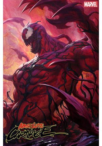 ABSOLUTE CARNAGE (2019) #1 ARTGERM VARIANT