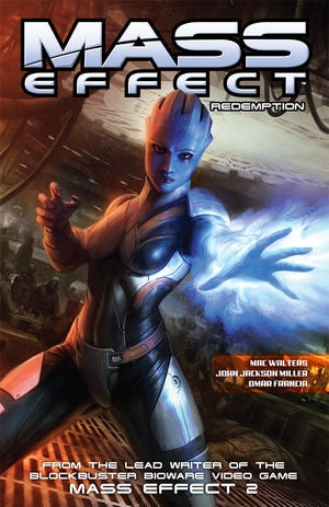 MASS EFFECT VOLUME 1: REDEMPTION TPB