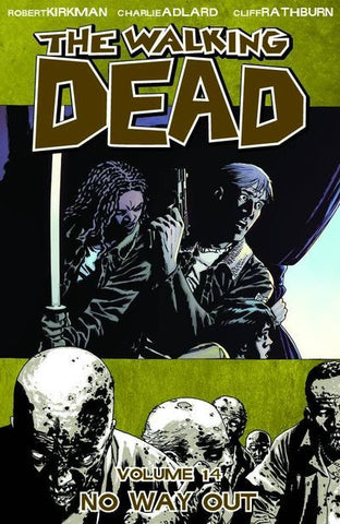 THE WALKING DEAD VOL. 14 - NO WAY OUT