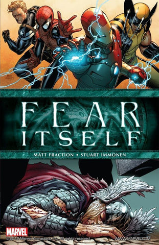FEAR ITSELF (2012)
