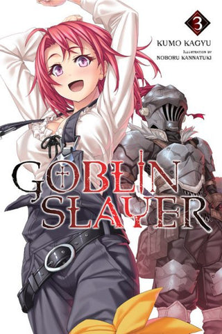 GOBLIN SLAYER VOL.3 (LIGHT NOVEL)