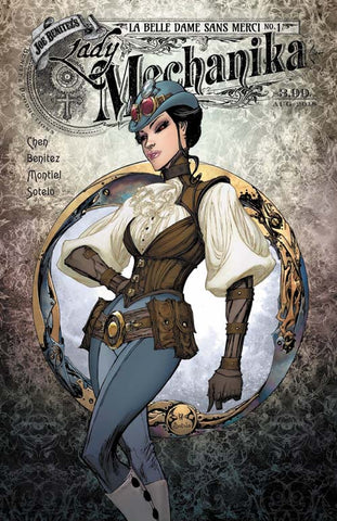LADY MECHANIKA: LA BELLE DAME SANS MERCI #1 VARIANT