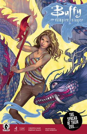 BUFFY THE VAMPIRE SLAYER SEASON 11 #1