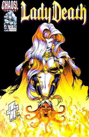 LADY DEATH: THE CRUCIBLE #4